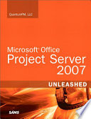 Microsoft Office Project Server 2007 Unleashed  Adobe Reader
