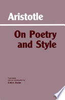 On Poetry and Style PDF