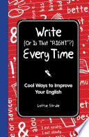 Write  Or is it Right   Every Time
