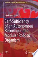 Self-Sufficiency of an Autonomous Reconfigurable Modular Robotic Organism