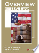 Overview of U S  Law