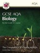 New Grade 9 1 GCSE Biology for AQA  Student Book with Interactive Online Edition