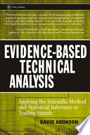 Evidence Based Technical Analysis