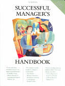 Successful Manager s Handbook