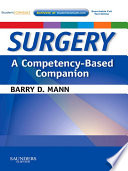 Surgery A Competency Based Companion