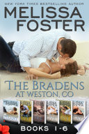 The Bradens  at Weston  CO  Books 1 6