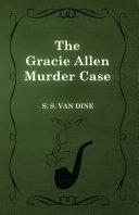 download ebook the gracie allen murder case pdf epub