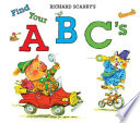 Richard Scarry S Find Your Abc S
