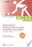 MCSA-, MCSE-Windows-Server 2003 verwalten und warten