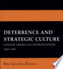 Deterrence and Strategic Culture