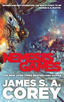Nemesis Games book