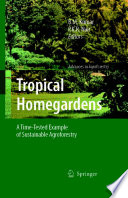 Tropical Homegardens