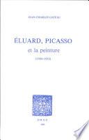 luard  Picasso et la peinture  1936 1952