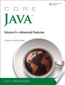 Core Java Volume Ii Advanced Features
