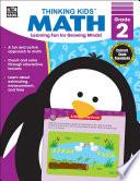 Thinking Kids   Math  Grade 2