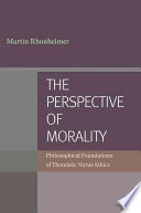 The Perspective of Morality