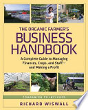 The Organic Farmer s Business Handbook