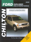 Ford Explorer   Mercury Mountaineer 2002 03 Repair Manual