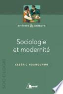 illustration Sociologie et modernité