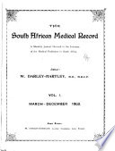 The South African Medical Record