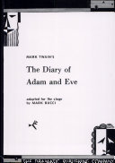Book The Diaries of Adam and Eve