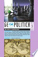 Che cos'è la geopolitica?