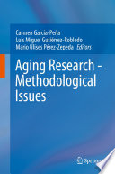 Aging Research   Methodological Issues