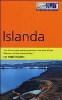 Copertina Libro Islanda. Con mappa