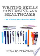 Writing Skills in Nursing and Healthcare