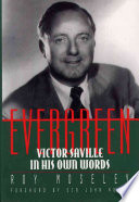 Ebook Evergreen Epub Victor Saville,Roy Moseley Apps Read Mobile