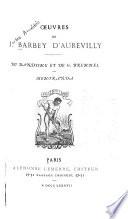 Du dandysme et de G. Brummell