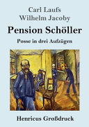 Pension Sch Ller Gro Druck
