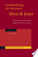Verschmelzung der Horizonte: Mozi und Jesus