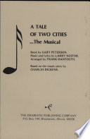 A Tale of Two Cities  musical