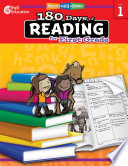 Practice  Assess  Diagnose  180 Days of Reading for First Grade
