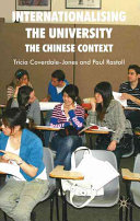 Internationalising the University