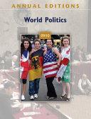 Annual Editions  World Politics 09 10