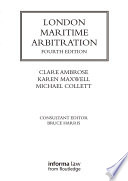 London Maritime Arbitration