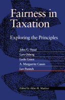 download ebook fairness in taxation pdf epub