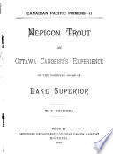 Nepigon Trout