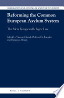Reforming the Common European Asylum System