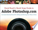 David Busch s Quick Snap Guide to Adobe Photoshop com