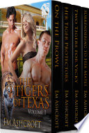 The Tigers of Texas Volume 1  Box Set 75
