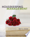 Housekeeping Management  2nd Edition