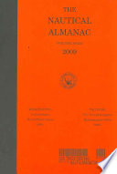 The Nautical Almanac for the Year 2009