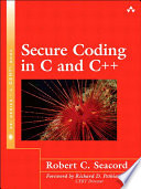 Secure Coding In C And C