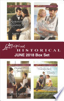 Love Inspired Historical June 2018 Box Set
