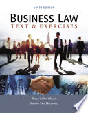 Business Law  Text   Exercises