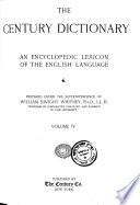 The    Century Dictionary  The Century dictionary Book PDF