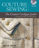 Couture Sewing The Couture Cardigan Jacket book